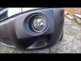 2006 hyundai tucson airbag light how to replace change fog lights and bulbs in 05 09 hyundai tucson