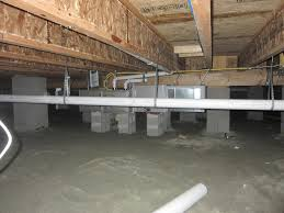 How Do You Get Rid Of Mold In A Basement by How To Get Rid Of Water In A Crawl Space