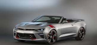 2016 chevy camaro red accent concept gm authority
