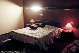 Dirty Talk In The Bedroom Uncovered The Macabre Chamber Of Libya U0027s Colonel Gaddafi