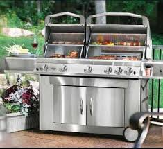 Patio Grills Built In North Atlanta Fireplace
