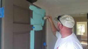 painting a door with sherwin williams new called solo