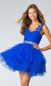 short royal blue prom dresses holiday dresses