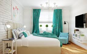 curtains wondrous teal and white bedroom curtains stylish cream