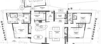 Organic Architecture Floor Plans by Modern Houses Plans Home Design Inside Organic Architecture Floor