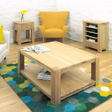 Light Oak Coffee Tables by Coffee Tables Living Room At Wooden Furniture Store