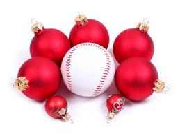 Softball Christmas Ornament - slowpitch softball bat gift giving guide baseball bats softball