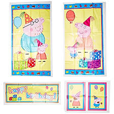 peppa pig party supplies peppa the pig party supplies