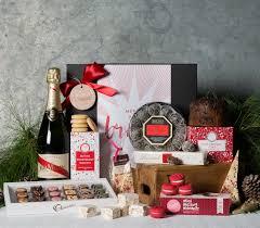 deluxe christmas hampers christmas gift basket