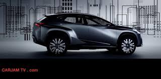 lexus lf nx lexus lf nx hybrid suv hd compact commercial concept 2014 carjam