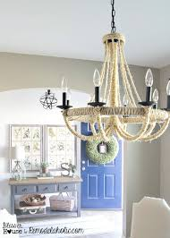 Diy Rustic Chandelier Great Diy Rustic Chandelier Remodelaholic 25 Gorgeous Diy