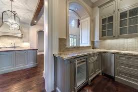 Kitchen Pass Through Design Ordinary Flat Front Kitchen Cabinets 3 Butler Pantry With