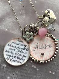 flower girl charms best 25 flower girl gifts ideas on marriage gifts for