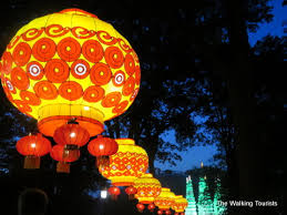 missouri botanical garden brings china to st louis with lantern