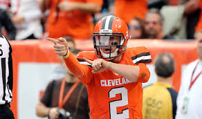Manziel Benched Cleveland Browns Great Jim Brown Says Johnny Manziel Proved Last