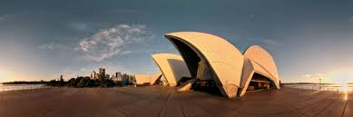 exhibits with google sydney opera house