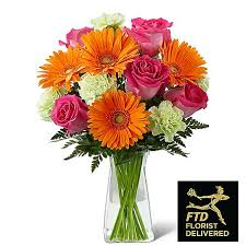 fds flowers the ftd bliss bouquet