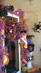 116 best halloween door decor images on pinterest halloween
