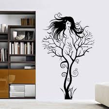 amazon com creative tree removable wall sticker decal