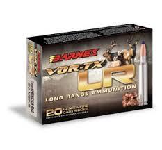 Barnes Reload Data History Barnes Bullets