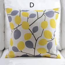 Decorative Pillows Modern Modern Nordic Geometric Throw Pillows For Couch Leaves Decorative