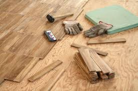 Install Laminate Flooring Over Concrete How To Install Hardwood Floors On Concrete Without Glue