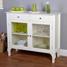 simple living layla antique white buffet by simple living buffet