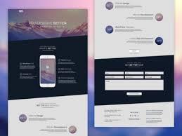 website homepage design website homepage design austin biggs by austin biggs dribbble