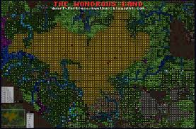 Terraria Map Viewer The Everlasting World U003c U003c Df Dark Towers Dark Ages U003e U003e Numthur