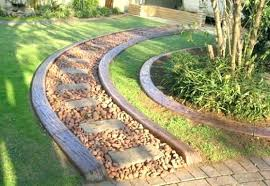 Garden Lawn Edging Ideas Landscape Edging Ideas Lawn Edging Ideas Brick