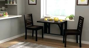 Folding Dining Table Set Dining Table Wall Mounted Folding Dining Table India Fold