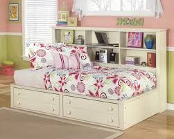 white bookcase bed zayley twin bookcase bed dorm wooden design zayley twin bookcase
