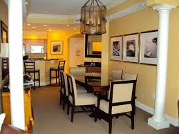 3 bedroom villas in orlando dining room villa picture of omni orlando resort at