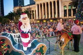 places to visit santa in brisbane 2017 u2022 brisbane kids