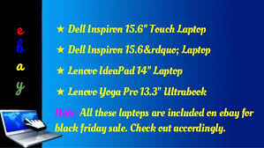 laptops on sale black friday ebay black friday laptop deals 2016 exclusive sale