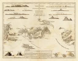 Caribbean Islands Map by 1775 Map Of The Virgin Islands Bvi Usvi Battlemaps Us