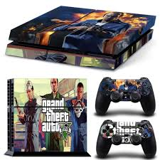 Home Design Games Ps4 2017 10 Design Vinyl Ps4 Sticker For Sony Playstation 4 Console 2