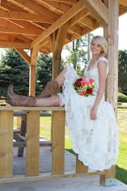 wedding dresses you can wear with cowboy boots prom dress