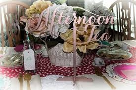 tea party decoration baby shower tea party alice in wonderland