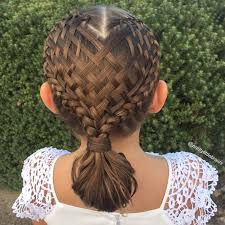 show pix of braid mom braids unbelievably intricate hairstyles every morning before