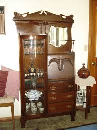 tall secretary desk with hutch tall secretary desk with hutch best desk design ideas for home and