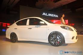 nissan almera not starting the all new 2012 nissan almera officially launched wemotor com