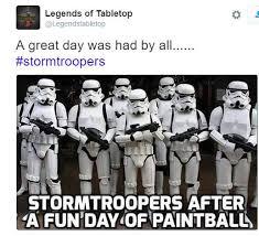Star Wars Stormtrooper Meme - star wars the best stormtrooper memes you need to see heavy com