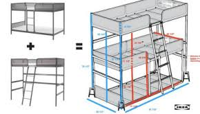 Ikea Tuffing Bunk Bed Hack Beds Archives Ikea Hackers Archive Ikea Hackers