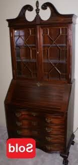 Mahogany Desk Accessories Antique Desk Mahogany Chippendale Desk
