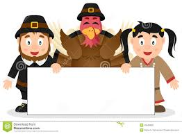 thanksgiving day banners thanksgiving day pilgrim characters set stock vector image 45264796