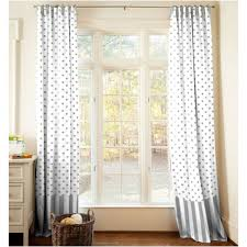 curtains u0026 drapes amazing white and gray curtains marvelous baby