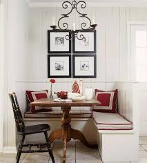 coin repas dans cuisine coin repas convivial grâce à une banquette d angle design design feria