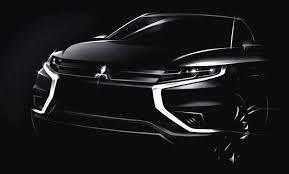 mitsubishi xm concept mitsubishi outlander phev concept s previews new model