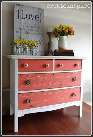 How To Paint Old Furniture by Inspirations Painted Dresser Ideas For Elegant Interior Storage